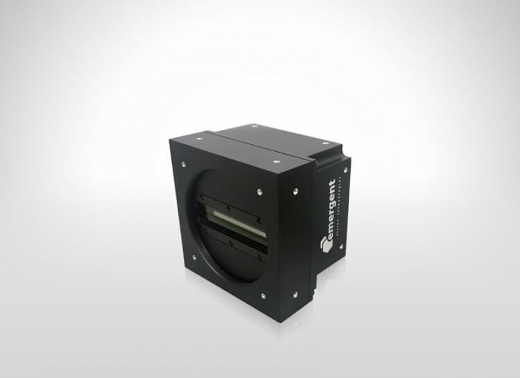 PACE and ACCEL Line Scan cameras